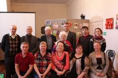 Участники взрослой секции чтений