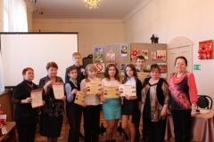 Участники детской секции и руководители проектов
