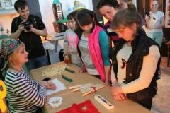 Воспитанники Камышловского детского дома в Ночь музеев