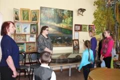 Знакомство с археологической коллекцией музея