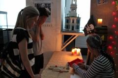 Игровые моменты Ночи музеев