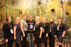Организаторы игры квест от музея в Ночь искусств