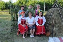 Организаторы праздника Ивана Купалы в музее
