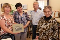 Потомки известного камышловца конца 19в. Бобылева передают музею фото из семейного архива