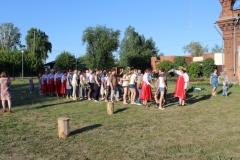 Русские народные игры на празднике Ивана Купала