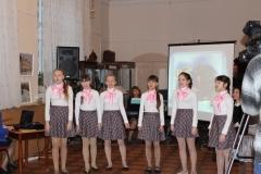 Участники музыкального фестиваля «Январские вечера».