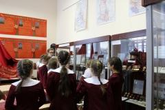 Экскурсия для воспитанниц женской гимназии