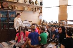 Экскурсия по экспозиции Жизнь и быт крестьян Камышловского уезда