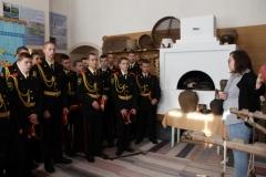 14 октября День в музее для российских кадет
