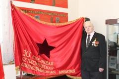 В.И. Матвеев куратор 313 дивизии